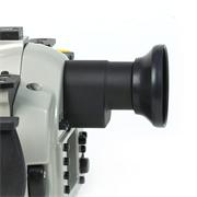 Magnifying optics of search